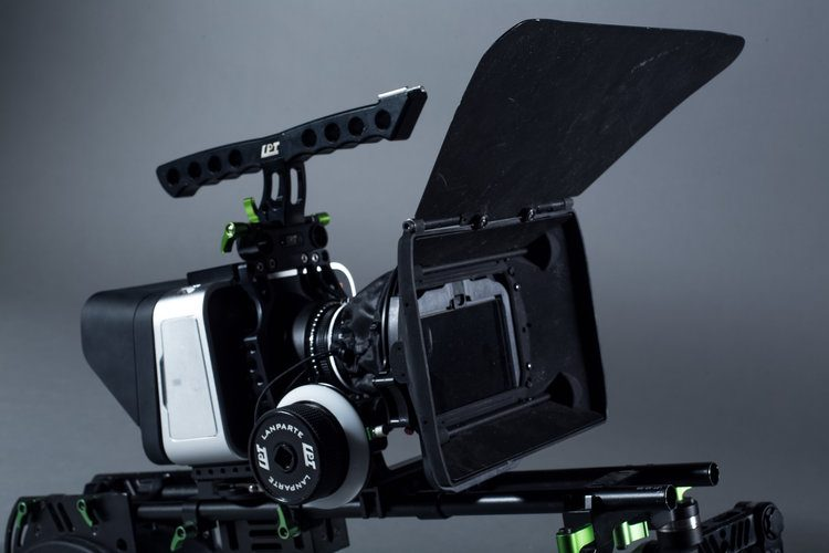 red camera hire london