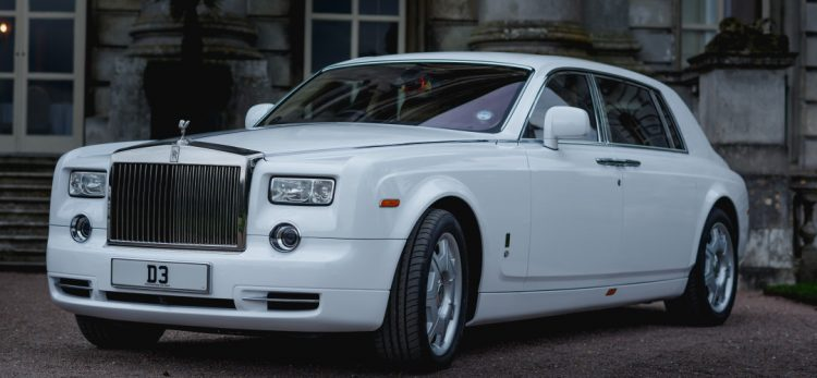 Bentley and Rolls Royce Wedding Car Hire in London