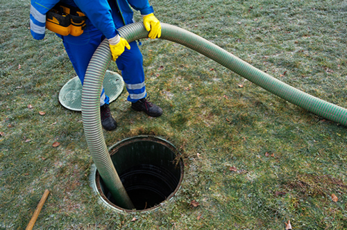 emergency drainage unblocking