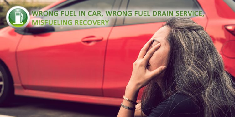 Wrong Fuel in Car Dr Fuel Recovery Services