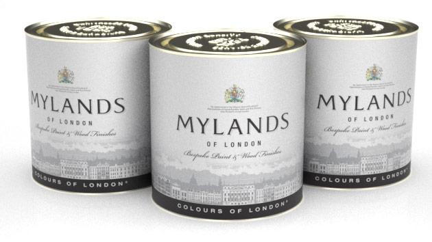 Mylands metal paints