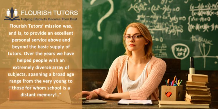 Private Tuition London Flourish Tutors