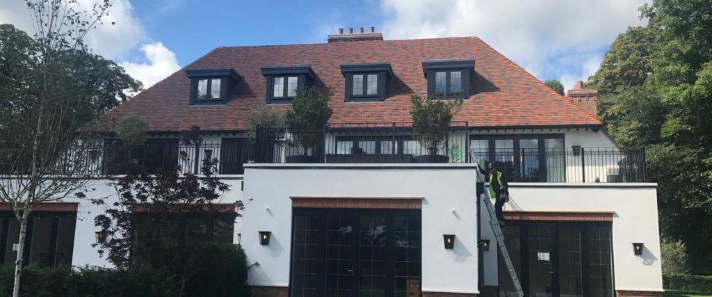 tile roofers services