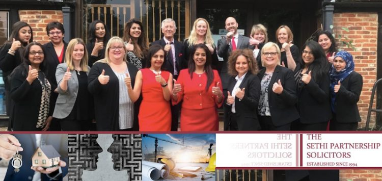 Legal Support The Sethi Partnership Solicitors