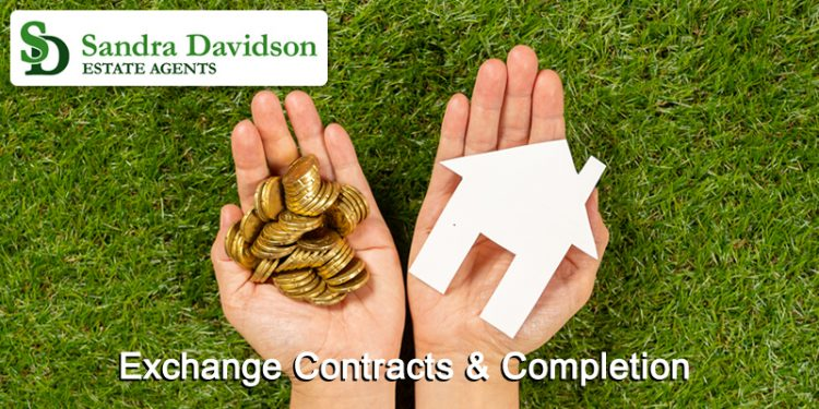 The Process Of Exchange Contracts & Completion