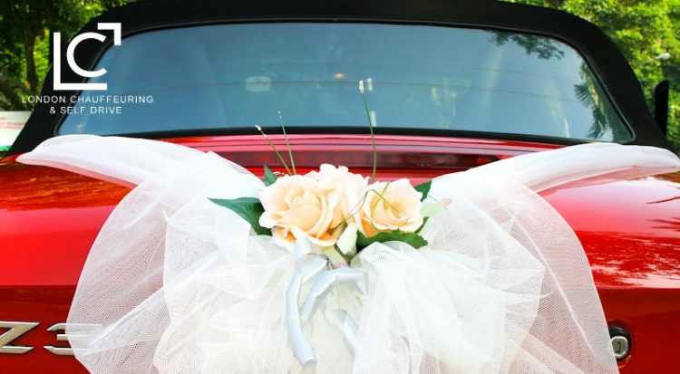 Hiring London's Finest Wedding Cars Creates Scenic & Romantic Pictures