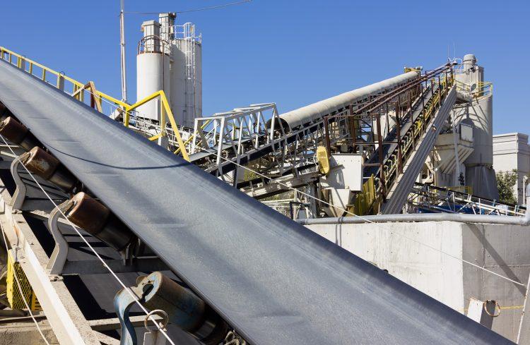 Construction Conveyor Belt Hire